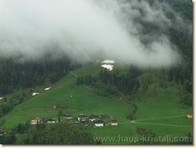 Foto von Wagrain: Kristall - Mosseggerdenkmal - Holleregg - Burghuegel - Kristall