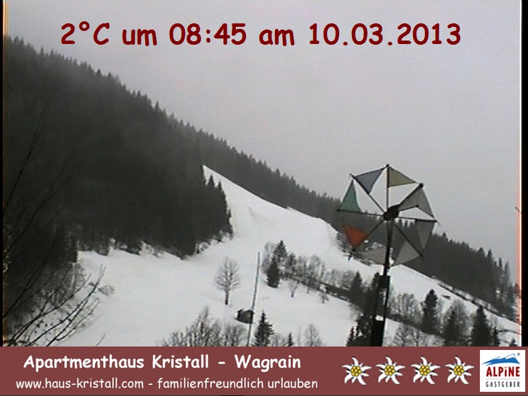 Webcam in Wagrain
